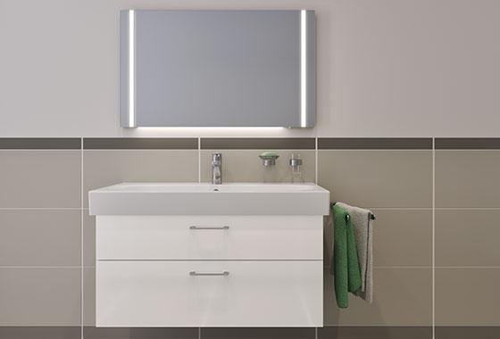 Waschtische und Waschbecken auch auf Maß | Bad-Direkt